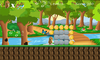 Screenshot of Hamster Run