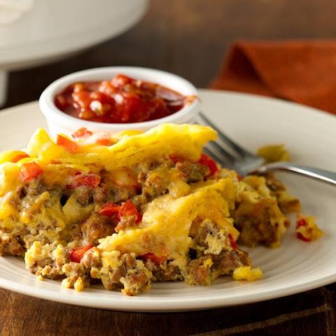 Slow Cooker Bean Casserole AKA Sweet Chili Recipes — Dishmaps