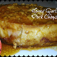 Honey Garlic Pork Chops Recipe | Yummly