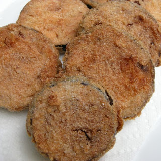 Fried Eggplant With Cornmeal Recipes