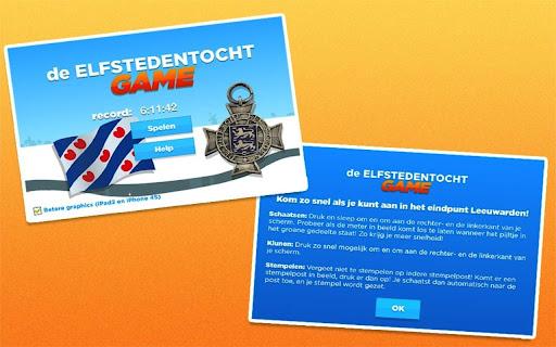 Elfstedentocht - the Game