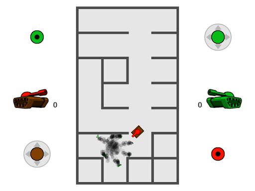 TankTrouble - screenshot