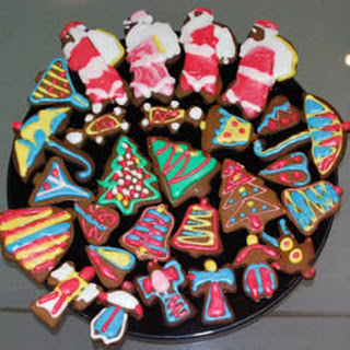 Gingerbread Cookies I