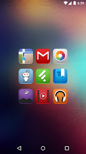 Vibe Icon Pack- screenshot thumbnail
