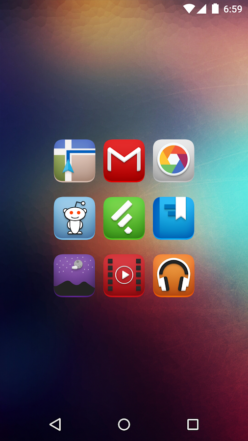 Vibe Icon Pack Screenshot 4