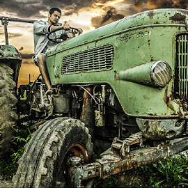 need a ride? by Raffael Don - Transportation Other (  )