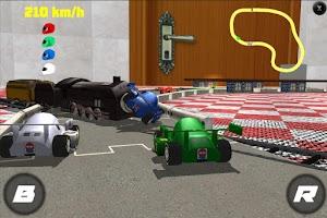 Screenshot of Micro Formula Super Race