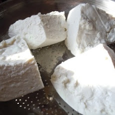 Labneh Yogurt Cheese