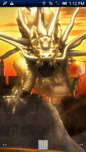 Flash Gold Dragon
