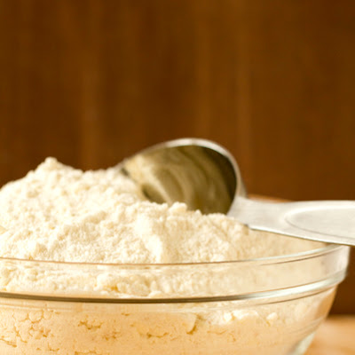 Homemade Yellow Cake Batter Mix