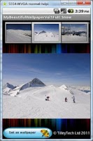 Screenshot of Beautiful Wallpaper Full: Snow