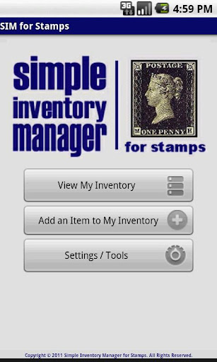 SIM for Stamps
