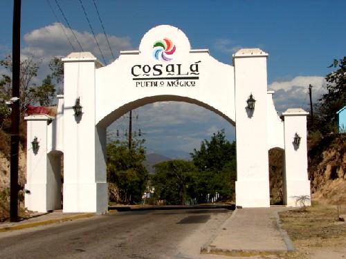 Bienvenidos Cosala