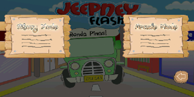 Screenshot of Jeepney Flash (BETA)