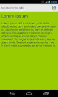 Screenshot of True Txt Reader Writer