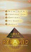 Screenshot of Lost in the Pyramid Lite