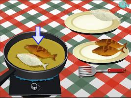 Screenshot of Finland Fish Cooking