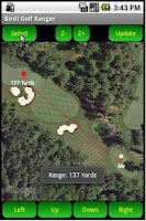 Screenshot of Birdi Golf Range Finder