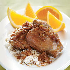 Adobo Chicken
