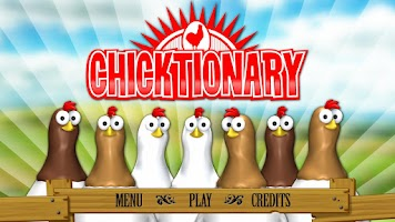 Screenshot of Chicktionary