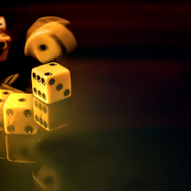 Dice by Mohamed Moustafa A.R. Hussien - Artistic Objects Still Life ( canon, dice, game )