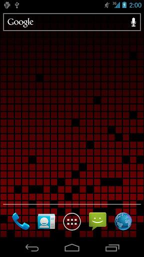 LiveWallpaper - Digital Flames