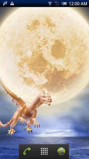 Dragon Moonlit Free