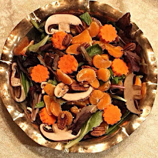 Sweet Potato and Orange Salad