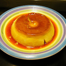 Tita Dolly's Flan