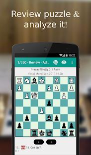 iChess - Chess Tactics/Puzzles- screenshot thumbnail