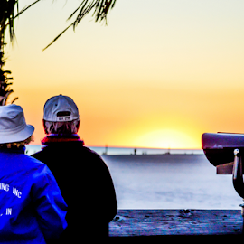 Coastal Love by Diane Davis - Landscapes Sunsets & Sunrises