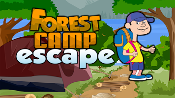 Screenshot of Forest Camp Escape