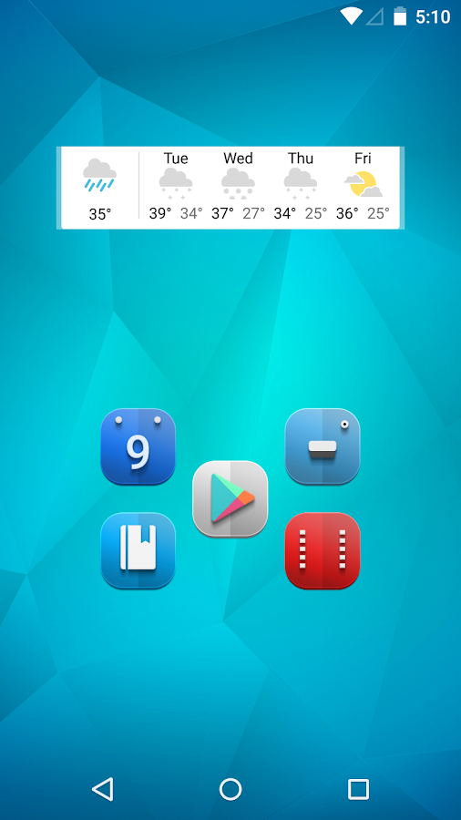 Domo - Icon Pack Screenshot 3