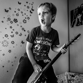 Sepultura style by Vedran Bozicevic - Babies & Children Child Portraits (  )