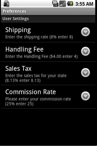 【免費商業App】Consultant Calc (Ad Free)-APP點子