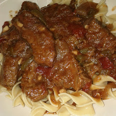 Karen's Swiss Steak (Stove Top, Crock Pot or Oven)