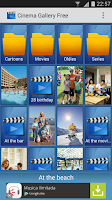 Screenshot of Cinema Gallery Free