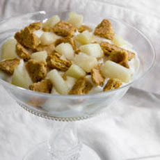 Honey-Ginger Pear Trifle Recipe