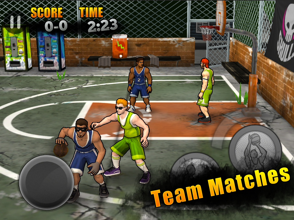 Jam League Basketball Screenshot 6