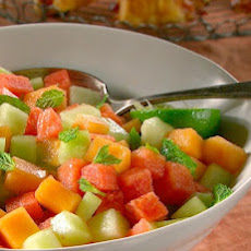 Three-Melon Salad