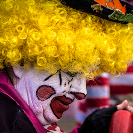 See the Funny Side by Petra Bensted - People Musicians & Entertainers ( gold coast, clown, colors, children, cooly rocks, fun, entertainment, entertainer )