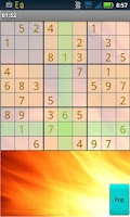 Screenshot of Sudoku Elements HD