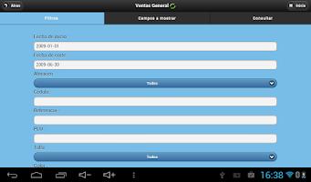 Screenshot of Mahalo Mobile