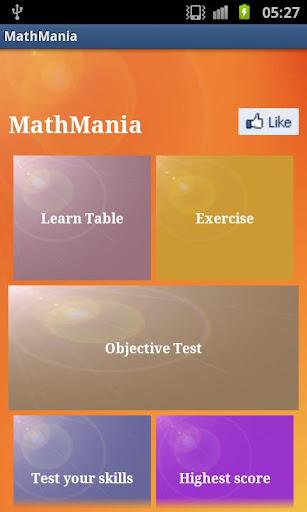 MathMania