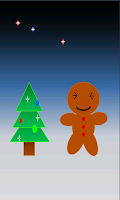 Screenshot of Christmas Gingerbread Man 2014