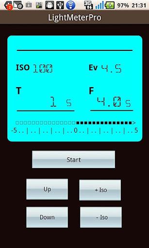 數位測光表 Light Meter Pro free