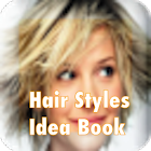 Hairstyles Idea Book icon