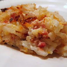 Crack Potatoes or Loaded Potato Casserole