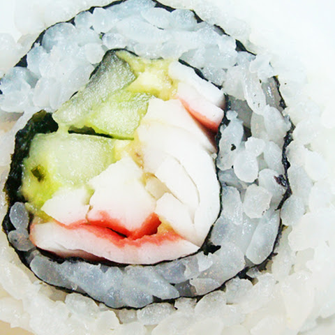 California Sushi Rolls {a How To}