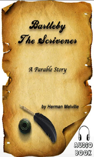 Bartleby the Scrivener Audio